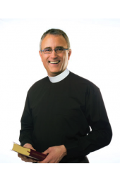 Long Sleeve Black Neckband Clergy Shirts