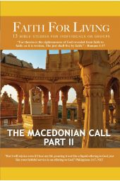 Faith For Living: The Macedonia Call Part II [eBook]