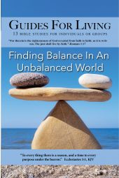 """Guides for Living   """"Finding Balance In An Unbalanced World"""" [eBook]"""