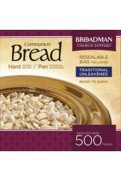 Hard Communion Bread - 500 Count