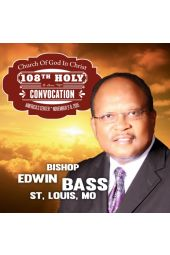 108th Holy Convocation | Bishop Edwin Bass
