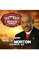 108th Holy Convocation | Bishop Paul S. Morton