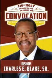110th Holy Convocation | Bishop Charles E. Blake, Sr.