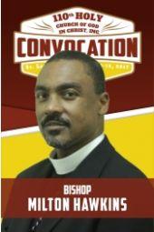 110th Holy Convocation   Bishop Milton Hawkins
