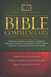 KJV Bible Commentary