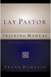 Lay Pastor Training Seminar-Teacher