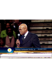 "104th Holy Convocation | Bishop Nathaniel Wells, Jr. ""Overcoming The Inner Me"" [DVD]"