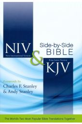 NIV and KJV Side-by-Side Bible, Hardcover