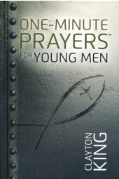 One-Minute Prayers for Young Men (One-Minute Prayer Series)