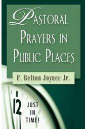Pastoral Prayers in Public Places