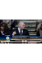 103rd Holy Convocation | Elder Shane Perry [DVD]