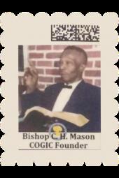 Bishop C. H. Mason Commemorative Stamp (20)