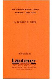 the universal church usher s manual rh cogicpublishinghouse net Usher Board March Black Usher's COGIC Hat