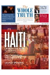 The Whole Truth Magazine April/May 2013