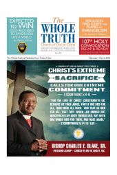 The Whole Truth Magazine (Individual Issue) February/March 2015