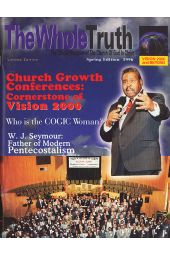 The Whole Truth Magazine (Individual Issue) Spring Edition 1996
