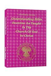 Understanding Bible Doctrine