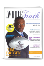 The Whole Truth Magazine (Individual Issue) July 2011