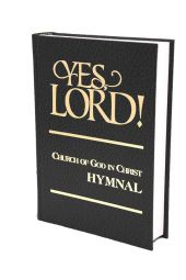 Yes, Lord! Hymnal-Black