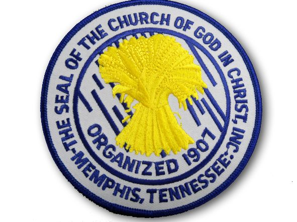 Sew On Patch Cogic Seal Official